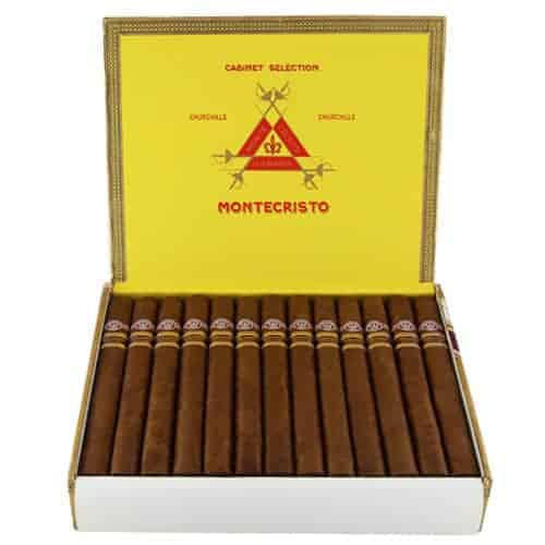 Montecristo Churchills Anejados (25)