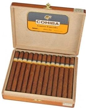 Cohiba Coronas Especiales (25)