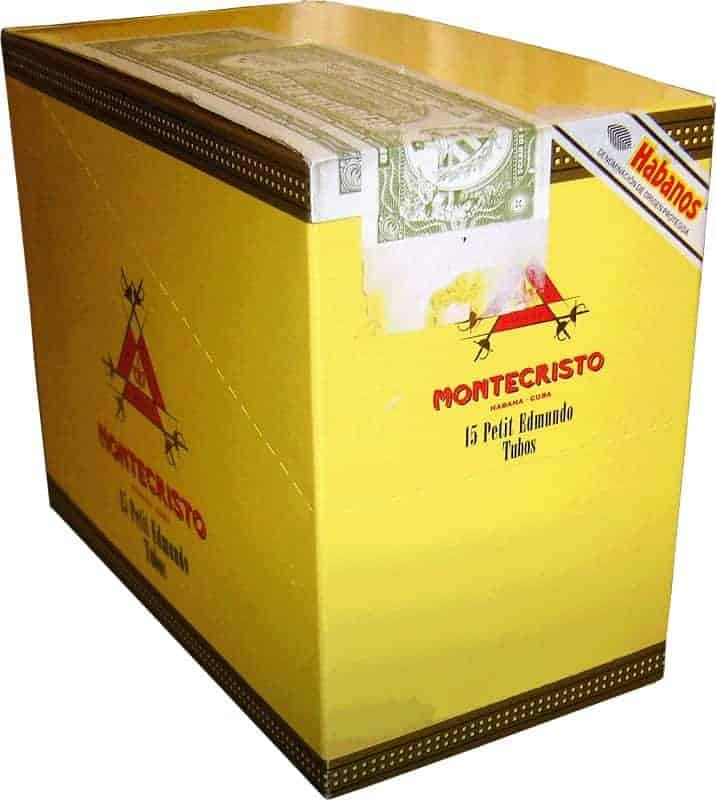 Montecristo Petit Edmundo A/T (15)